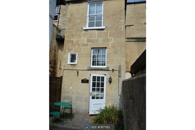 Thumbnail Maisonette to rent in Cleveland Place West, Bath