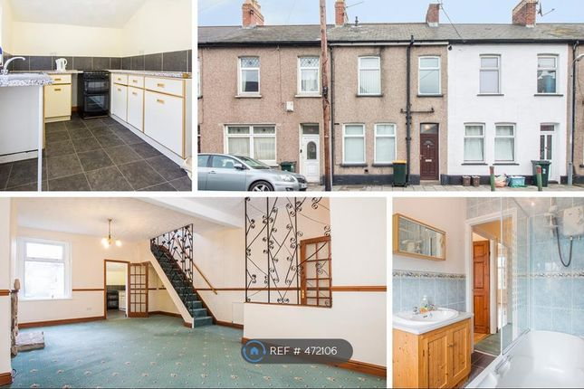 Thumbnail Terraced house to rent in Jeffrey Street, Newport