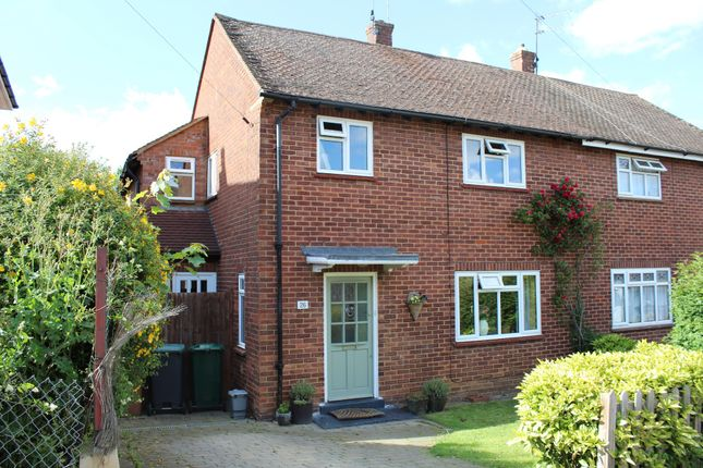 Thumbnail Semi-detached house for sale in Capell Road, Chorleywood, Rickmansworth, Hertfordshire