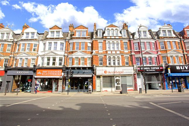 Thumbnail Flat to rent in Grand Parade, Harringay, London