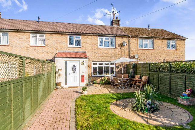 3 bed terraced house for sale in Barnack Road, Stamford