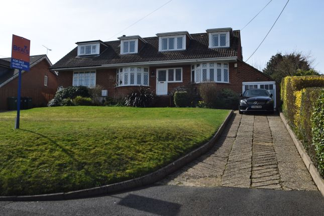 Thumbnail Semi-detached bungalow for sale in Pretoria Road, Hedge End, Southampton, Hampshire