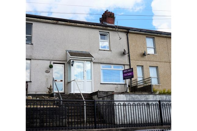 2 bed terraced house for sale in Gwynne Terrace, St Thomas