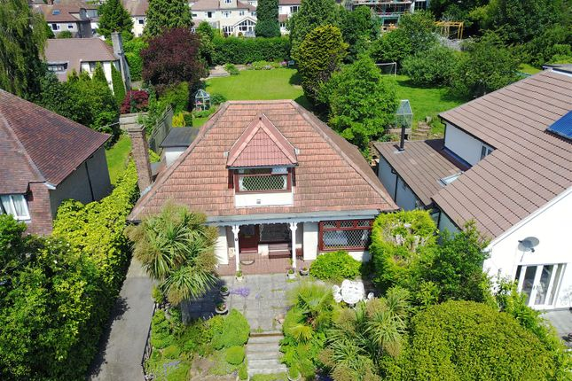 Thumbnail Detached house for sale in Grove Avenue, Coombe Dingle, Bristol