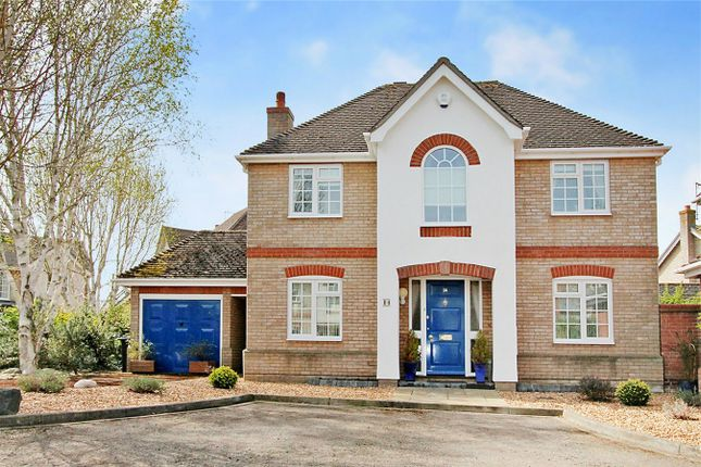 Thumbnail Detached house for sale in Nursery Walk, Cambridge