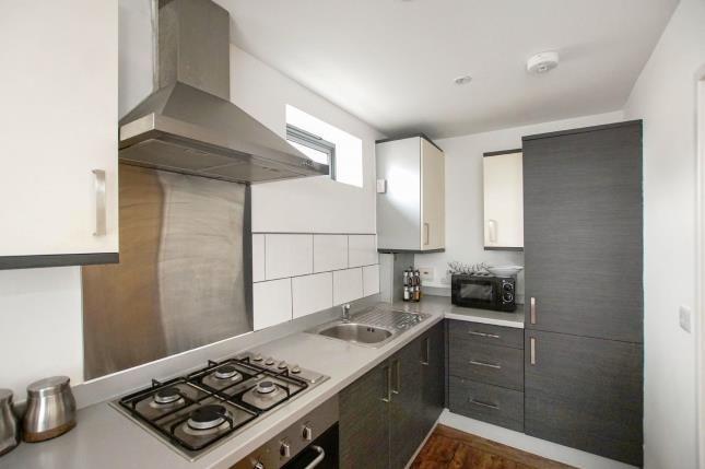 Kitchen of St Martins Court, Portland Street, Staple Hill, Bristol BS16