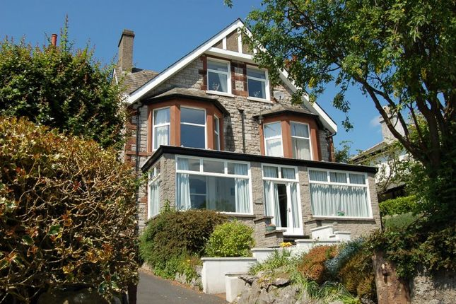 Thumbnail Property for sale in Flat 3 Ticino, 4 The Esplanade, Grange-Over-Sands, Cumbria