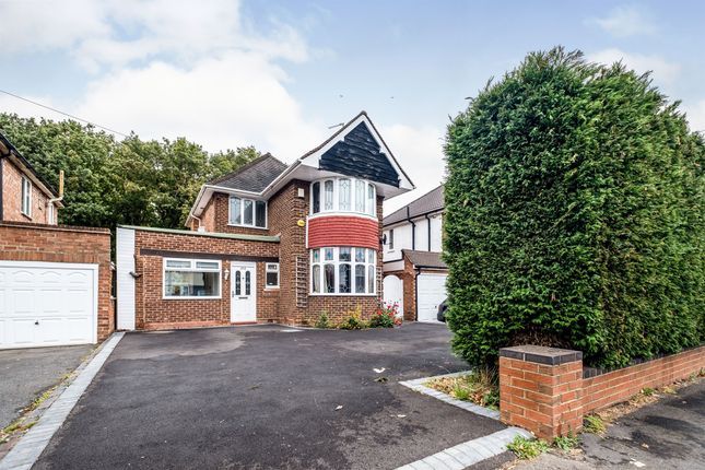 Thumbnail Detached house for sale in Castle Lane, Solihull