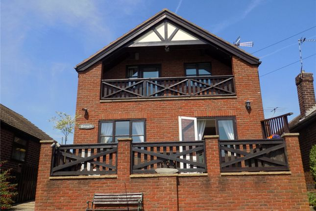 Thumbnail Detached house for sale in Thorpes Road, Heanor, Derbyshire
