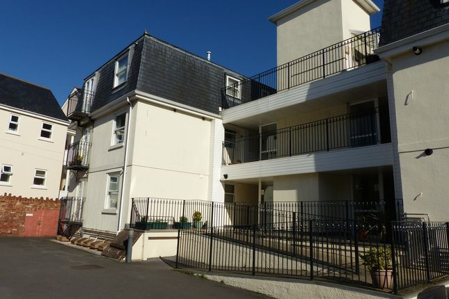 Thumbnail Flat to rent in Elmsleigh Road, Paignton