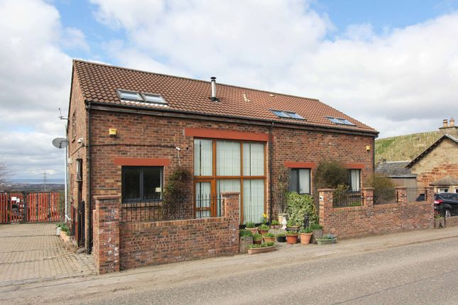 Thumbnail Detached house for sale in Crossgatehall, By Carberry/Smeaton, Musselburgh/Dalkeith
