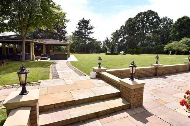 Garden/Patio of Brockhurst Park, Rickmans Lane, Stoke Poges SL2