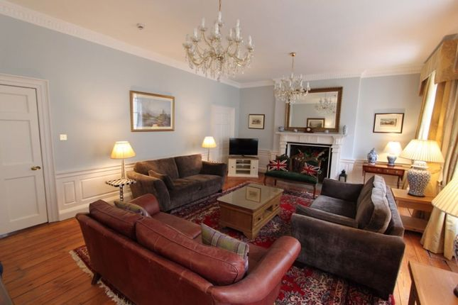 Thumbnail Town house to rent in Hill Street, New Town, Edinburgh