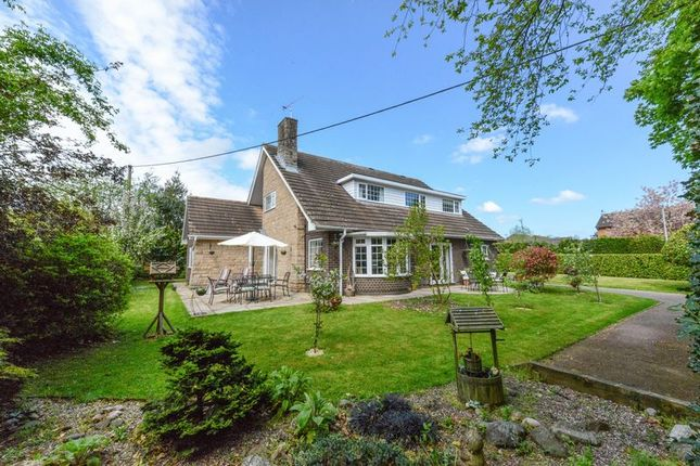 Thumbnail Detached house for sale in Yarnfield Lane, Yarnfield, Stone, Staffordshire