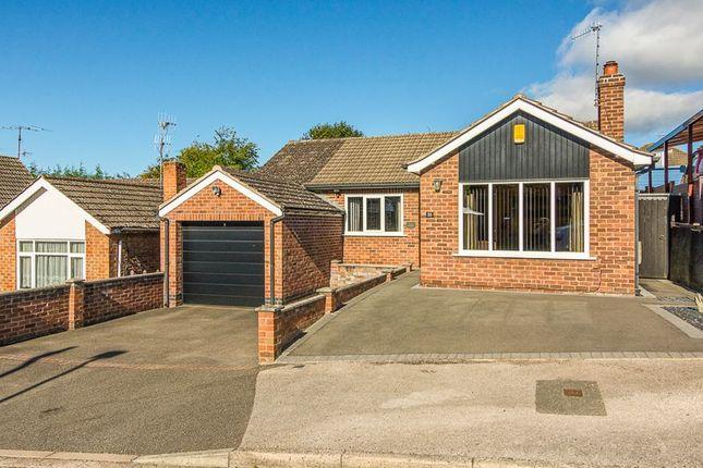 Thumbnail Detached bungalow for sale in Shortcross Avenue, Mapperley, Nottingham