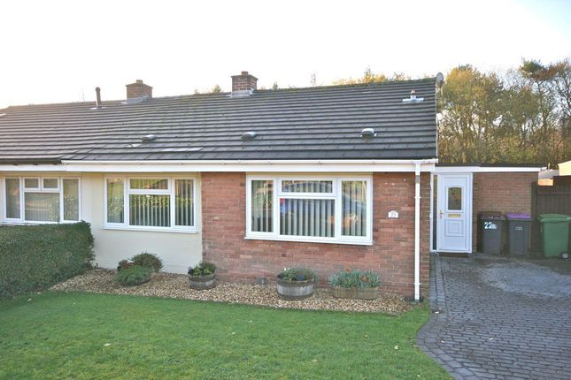 Thumbnail Bungalow for sale in Yates Way, Ketley Bank, Telford