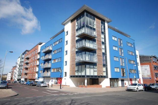 Thumbnail Flat to rent in Sherborne Street, Edgbaston, Birmingham