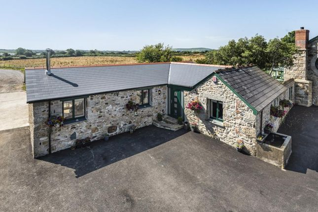 Thumbnail Detached house for sale in Clowance Wood, Praze, Camborne, Cornwall