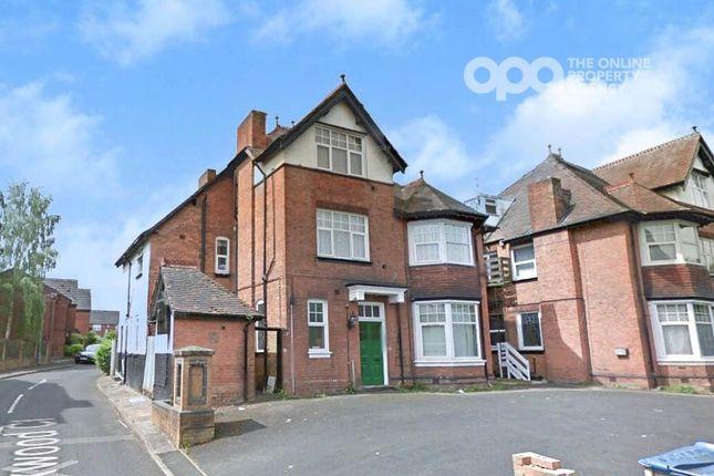 Thumbnail Block of flats for sale in Handsworth Wood Road, Birmingham