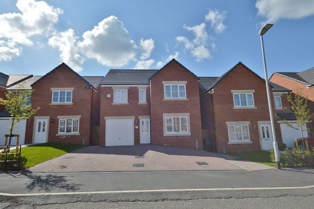Thumbnail Detached house for sale in Tulip Gardens, Penrith