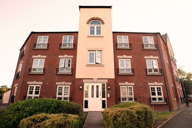 Thumbnail Flat to rent in Corelli Close, Stratford Upon Avon