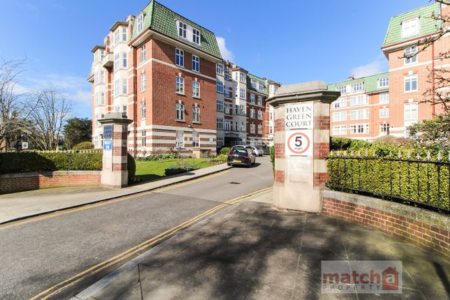 Thumbnail Flat to rent in Haven Green Court, Haven Green, Ealing