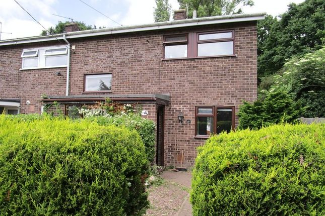 Thumbnail End terrace house to rent in Aldis Road, Acle, Norwich