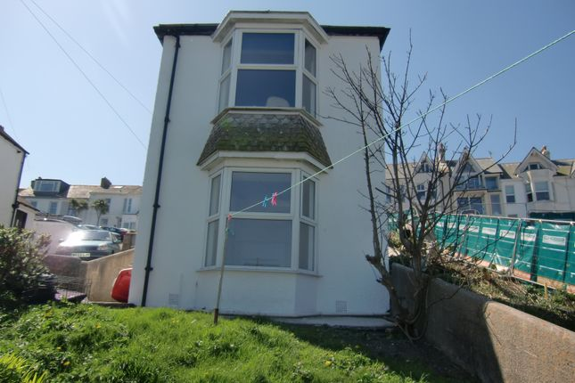 Thumbnail Flat to rent in Studio Flat Godrevy Gardens, St Ives, Cornwall