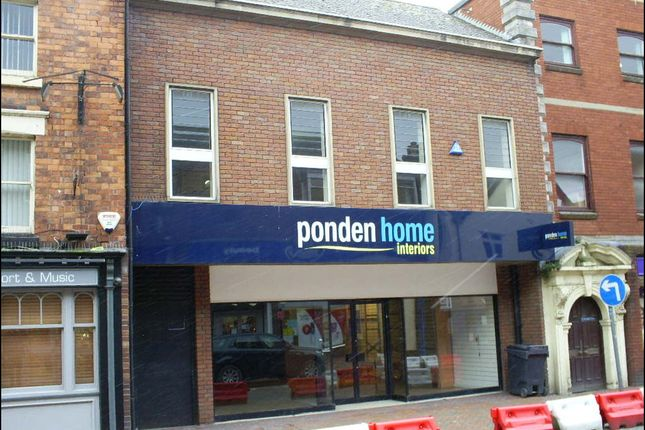 Thumbnail Retail premises to let in 8-10 Church Street, Oswestry, Shropshire
