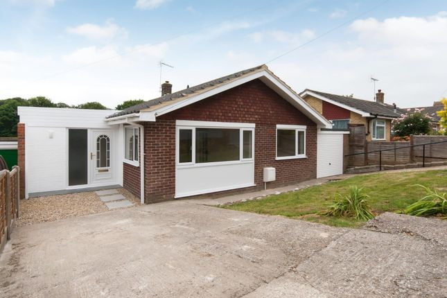 Thumbnail Detached bungalow for sale in Balmoral Road, Kingsdown, Deal