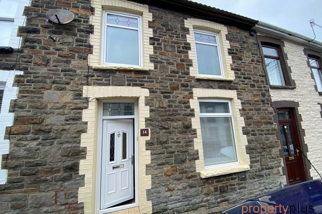 Thumbnail Terraced house for sale in Hughes Street Tonypandy -, Tonypandy