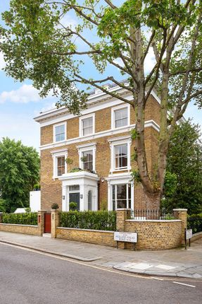 Thumbnail End terrace house to rent in Holland Villas Road, Holland Park, London