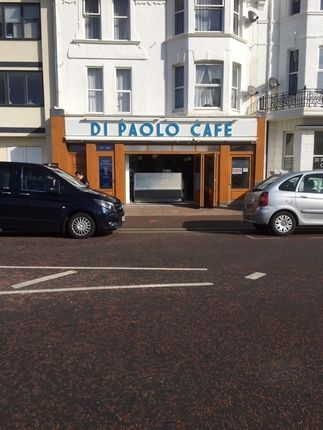 Thumbnail Retail premises for sale in 5 Marina, Bexhill-On-Sea