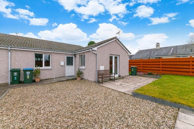 Thumbnail Semi-detached house for sale in 5 Wellbank Place, High Street, Rattray, Blairgowrie