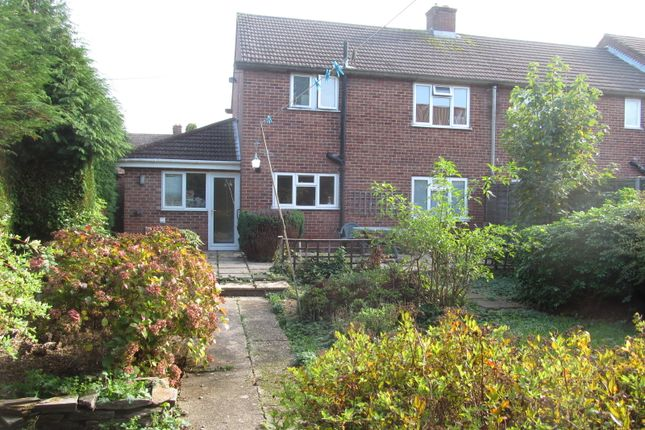 Thumbnail Semi-detached house to rent in Home Farm Close, Reading