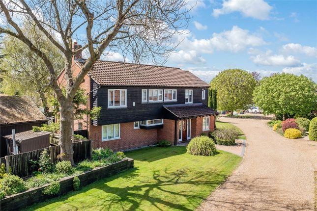 Thumbnail Detached house for sale in Whittets Close, Great Gransden, Sandy, Cambridgeshire