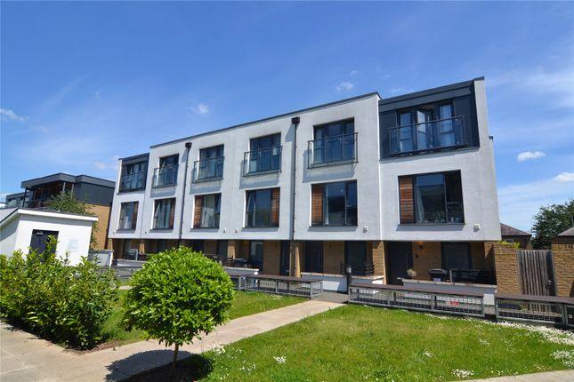 Thumbnail Terraced house to rent in Fallow Place, Teddington
