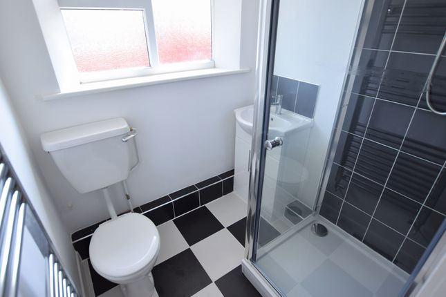 Shower Room of Camber Drive, Pevensey Bay BN24