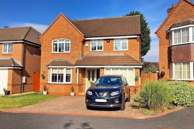 Thumbnail Detached house for sale in David Harman Drive, West Bromwich, West Midlands