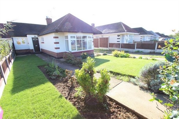 Thumbnail Semi-detached bungalow for sale in 22 Orsett Avenue, Leigh-On-Sea, Essex