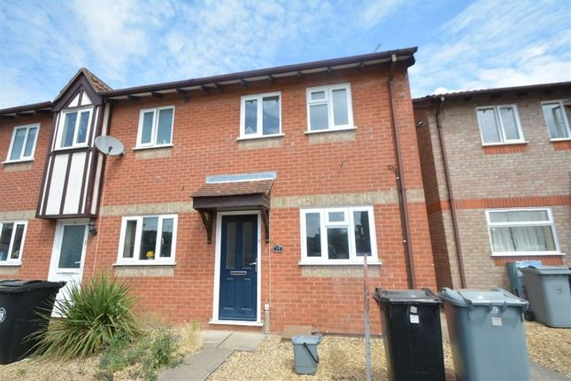 Thumbnail Property to rent in Foxgloves, Deeping St James, Peterborough