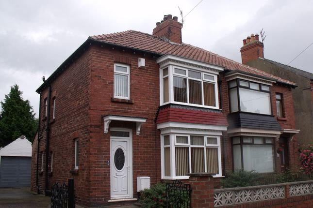Thumbnail Semi-detached house to rent in Gill Street, Guisborough