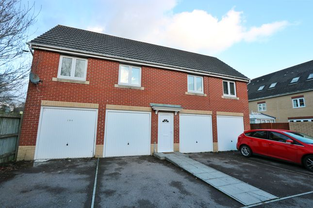 Thumbnail Detached house to rent in Willowbrook Gardens, St. Mellons, Cardiff