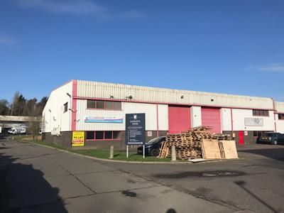 Thumbnail Light industrial for sale in Knights Park, Knight Road, Strood, Rochester