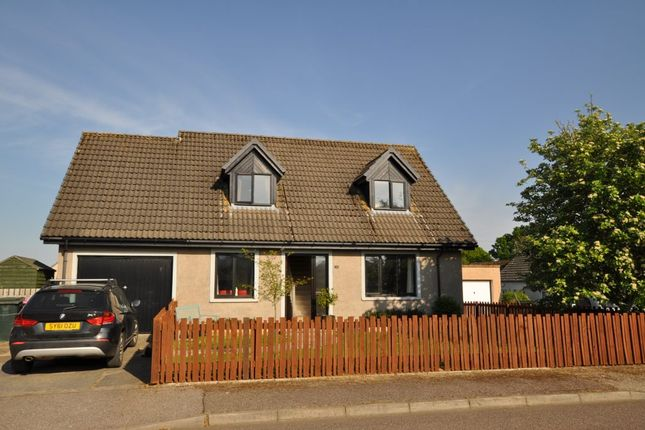 Thumbnail Detached bungalow for sale in 16 Darklass Place, Dyke, Dyke, Moray