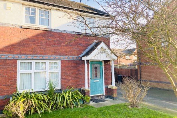 Thumbnail Semi-detached house to rent in Salvia Way, Liverpool