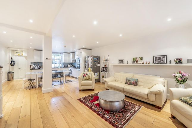 Thumbnail Property to rent in Belsize Road, Swiss Cottage