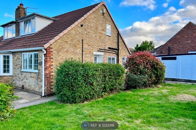 3 bed bungalow to rent in Curzon Avenue, Cleethorpes DN35