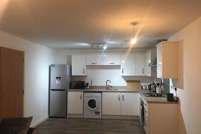 Thumbnail Flat to rent in Elmira Way, Salford Quays