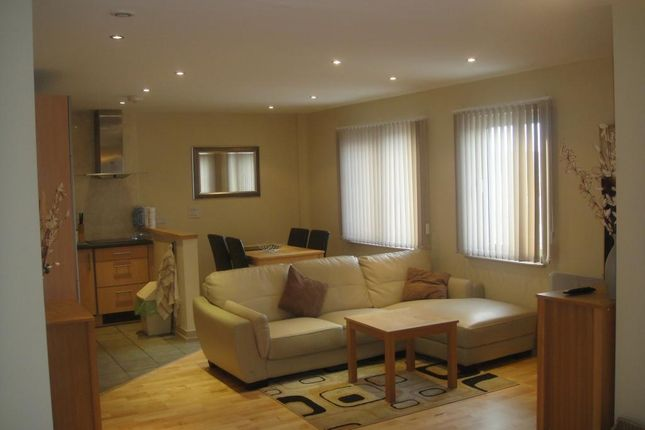 Thumbnail Flat to rent in Prospect Place, Cardiff Bay